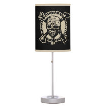 Pirates of the Caribbean 5   Lost Souls At Sea Table Lamp