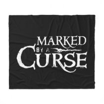 Pirates of the Caribbean 5   Marked By A Curse Fleece Blanket