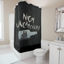 Pirates of the Caribbean 5   Nigh Uncatchable Shower Curtain