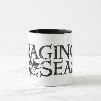 Pirates of the Caribbean 5 | Raging Seas Black Mug