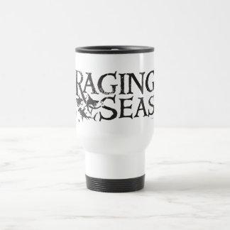 Pirates of the Caribbean 5 | Raging Seas Black Travel Mug