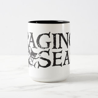 Pirates of the Caribbean 5 | Raging Seas Black Two-Tone Coffee Mug