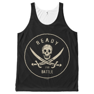 Pirates of the Caribbean 5 | Ready For Battle All-Over-Print Tank Top