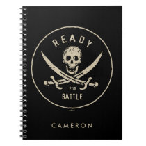 Pirates of the Caribbean 5   Ready For Battle Notebook