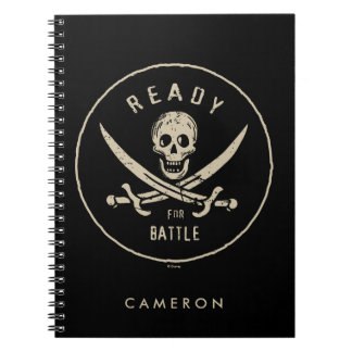 Pirates of the Caribbean 5 | Ready For Battle Notebook