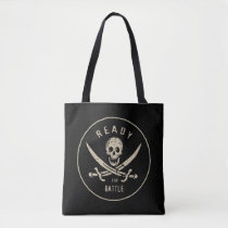 Pirates of the Caribbean 5   Ready For Battle Tote Bag