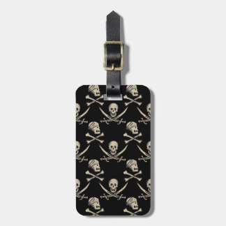 Pirates of the Caribbean 5 | Rogue - Pattern Bag Tag