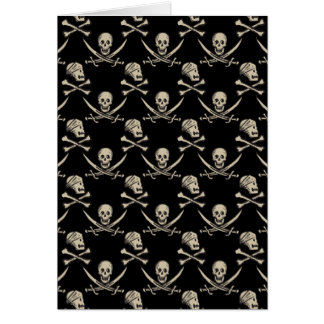 Pirates of the Caribbean 5 | Rogue - Pattern Card