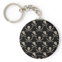 Pirates of the Caribbean 5 | Rogue - Pattern Keychain