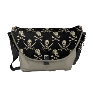 Pirates of the Caribbean 5 | Rogue - Pattern Messenger Bag