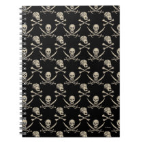 Pirates of the Caribbean 5   Rogue - Pattern Notebook