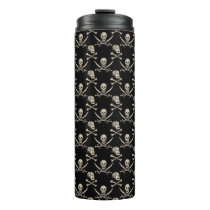 Pirates of the Caribbean 5 | Rogue - Pattern Thermal Tumbler