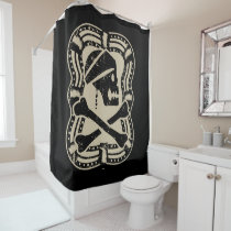 Pirates of the Caribbean 5 | Save Your Soul Shower Curtain