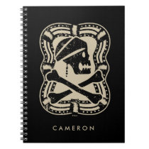 Pirates of the Caribbean 5 | Save Your Soul Spiral Notebook