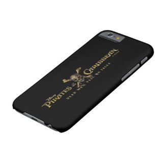 Pirates of the Caribbean 5 Skull Logo Barely There iPhone 6 Case