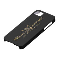 Pirates of the Caribbean 5 Skull Logo iPhone SE/5/5s Case