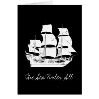 Pirates of the Caribbean 5 | The Sea Rules All Card