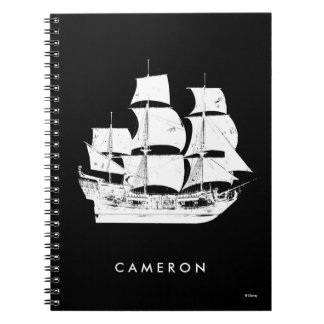 Pirates of the Caribbean 5 | The Sea Rules All Notebook