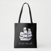 Pirates of the Caribbean 5 | The Sea Rules All Tote Bag
