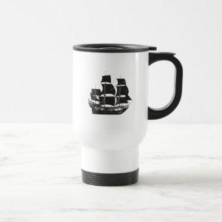 Pirates of the Caribbean 5 | The Sea Rules All Travel Mug