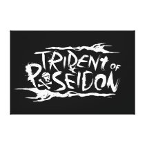 Pirates of the Caribbean 5 | Trident of Poseidon Canvas Print