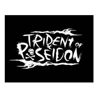 Pirates of the Caribbean 5 | Trident of Poseidon Postcard