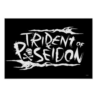 Pirates of the Caribbean 5 | Trident of Poseidon Poster