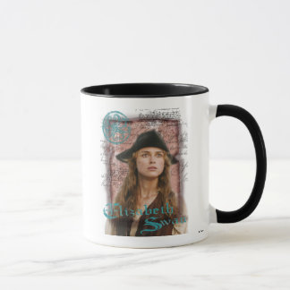 Pirates Of The Caribbean Elizabeth Swann Disney Mug