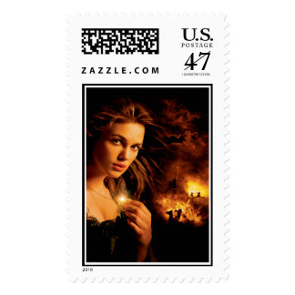 Pirates Of The Caribbean Elizabeth Swann Disney Postage