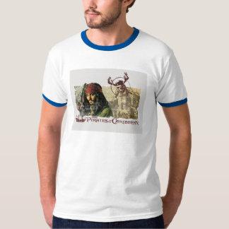 Pirates of the Caribbean Movie Art Disney Shirt
