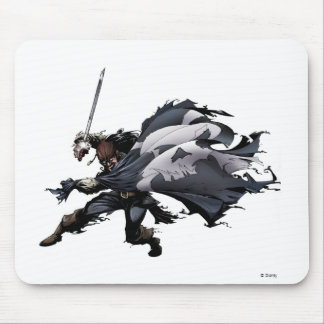 Pirates of the Caribbean Pirate with cape graphic Mousepads