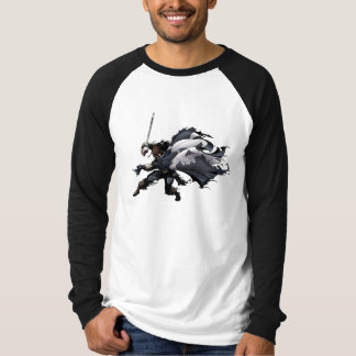 Pirates of the Caribbean Pirate with cape graphic T-Shirt