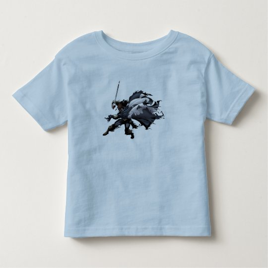 Pirates of the Caribbean Pirate with cape graphic Toddler T-shirt
