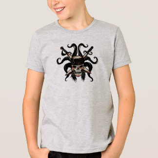 Pirates of the Caribbean Skull and Swords Disney T-Shirt