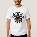 Pirates of the Caribbean Skull and Swords Disney T Shirt