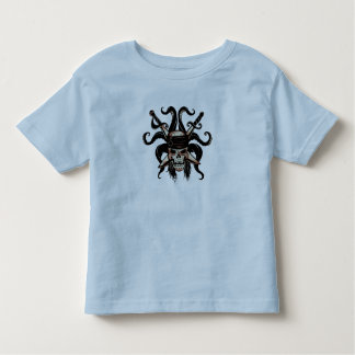 Pirates of the Caribbean Skull and Swords Disney Toddler T-shirt