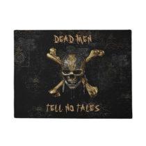 Pirates of the Caribbean Skull & Cross Bones Doormat