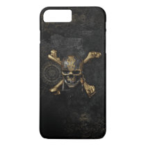 Pirates of the Caribbean Skull & Cross Bones iPhone 7 Plus Case