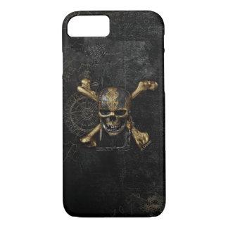 Pirates of the Caribbean Skull & Cross Bones iPhone 8/7 Case