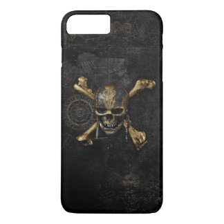 Pirates of the Caribbean Skull & Cross Bones iPhone 8 Plus/7 Plus Case