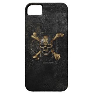 Pirates of the Caribbean Skull & Cross Bones iPhone SE/5/5s Case