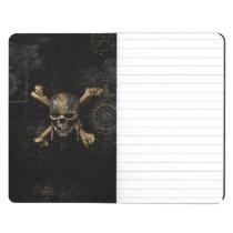 Pirates of the Caribbean Skull & Cross Bones Journal