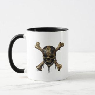 Pirates of the Caribbean Skull & Cross Bones Mug