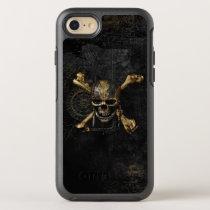 Pirates of the Caribbean Skull & Cross Bones OtterBox Symmetry iPhone 7 Case