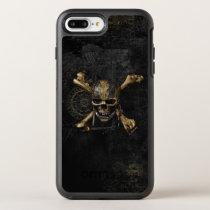 Pirates of the Caribbean Skull & Cross Bones OtterBox Symmetry iPhone 7 Plus Case