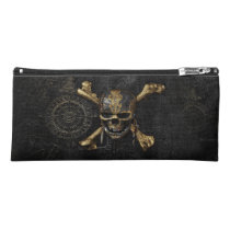 Pirates of the Caribbean Skull & Cross Bones Pencil Case