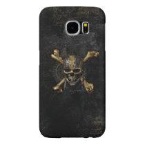 Pirates of the Caribbean Skull & Cross Bones Samsung Galaxy S6 Case