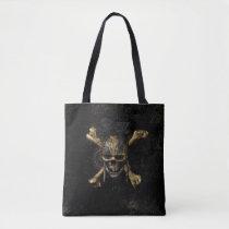 Pirates of the Caribbean Skull & Cross Bones Tote Bag