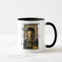 Pirates Of The Caribbean Will Turner Photo Disney Mug