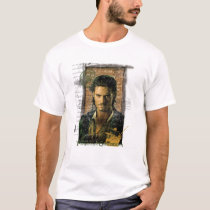 Pirates Of The Caribbean Will Turner Photo Disney T-Shirt